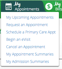 Manage Your Appointments Online With Mychart Allegheny