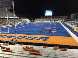 Albertsons Stadium Interactive Seating Chart Bronco Stadium Section 32 Rateyourseats Com