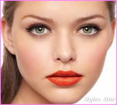 look for brown skin natural makeup how to