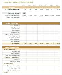 free download budget worksheet free monthly business budget template updrillco 267115680428 free