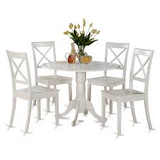 White Round Kitchen Table White Round Kitchen Table Home Design And Decorating