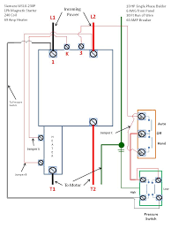 i need to connect hager contactor it is 230v single phase it 3 phase contactor with overload wiring diagram at Contactor Wiring Diagram