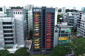 Autobahn Vending Machine Beauteous In Singapore Built The Largest Vending Machine For Cars Top Auto Blog