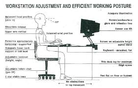 ergonomic desk setup. Amazing Of Ergonomic Desk Setup Stunning Interior Design Style With Tips My Physiocoza Y