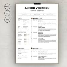 Creative Resume Templates Microsoft Word Awesome 48 Creative Resume Templates You Won't Believe Are Microsoft Word