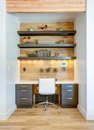 office floating shelves. Tiered Shelve Home Office Contemporary With Floating Shelves Tabletop  Decorative Objects And Figurines L