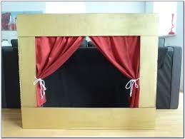 dark green velvet curtains uk tabletop puppet theatre uk