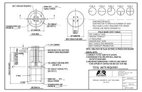 Concrete Light Pole Base Design Light Pole Foundation Design Bigit Karikaturize Com