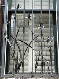 exterior window bars security. flower security bars for windows (exterior) exterior window n