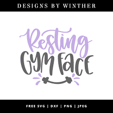 You can download this svg images for free. Where To Find Free Fitness Work Out Inspired Svgs