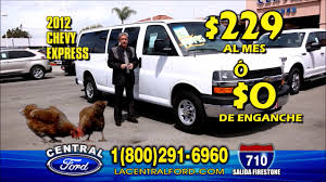 2012 Chevy Express City of Bell, CA | Chevrolet Express City of ...