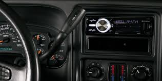 Basic installation of an aftermarket stereo into a GM vehicle ...