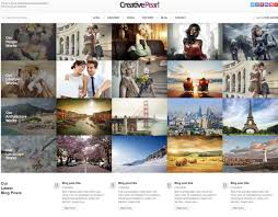 Photography Websites Templates 24 HTML Photography Website Templates WPULTI 10