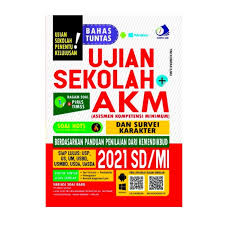 Cari produk kumpulan soal sd lainnya di tokopedia. Jual Buku Ujian Sekolah Asesmen Kompetensi Minimum Akm 2021 Sd Mi Kab Tangerang Pentamedia Tokopedia