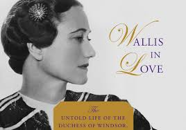 if you re feeling sardonic a frame of mind that veteran crowned heads chronicler andrew morton s wallis in love does a lot to encourage it s tempting to