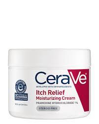 Itch Relief Moisturizing Cream | Moisturizers | CeraVe