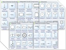 schematic diagram software schematic diagram symbols