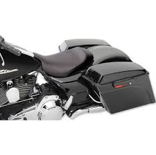 saddlemen renegade s3 super slammed leather vinyl cover solo seat