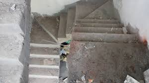 Concrete Stair Design For Small House 8 X 12 Open Well Stair Case Design Ideas In Less Space