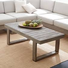 impressive portside outdoor coffee table weathered gray west elm in grey wood coffee table attractive