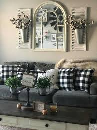 living room decor rustic wall decor