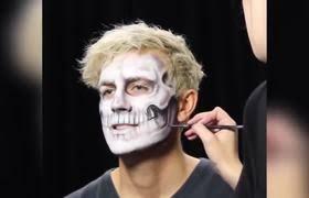 top 10 makeup tutorial scary pilation 2018