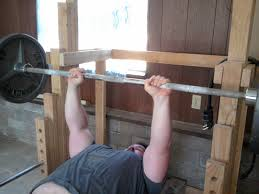 diy bench press