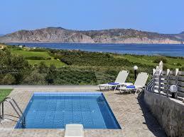 Outdoor Jacuzzi Nereid Villa Summer Feeling Amazing Sea Views Private Pool