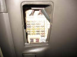 lexus rx330 fuse box location lexus rx330 fuse diagram wiring how to change a fuse in a breaker box at Fuse Box Not Working