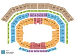 Levis Stadium Seating Chart Santa Clara