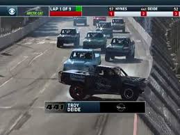 The things that happens to Stadium Super Trucks are beyond insane ...