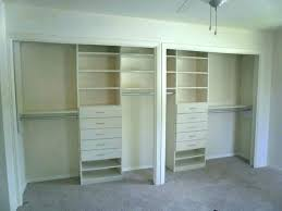 bedroom wall closet designs. Fine Closet Knee Wall Ideas Closet Organizer Built In  Units   Intended Bedroom Wall Closet Designs