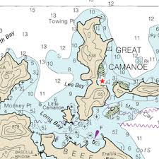 Bvi Navigation Charts Quiet Anchorages Of The British Virgin Islands Latitudes
