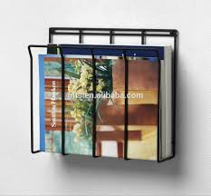 magazine rack wall mount: wall mount metal magazine rack wall mount metal magazine rack suppliers and manufacturers at alibabacom