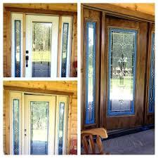paint fiberglass door stain fiberglass front door my front door gel stain aged oak by paint paint fiberglass door