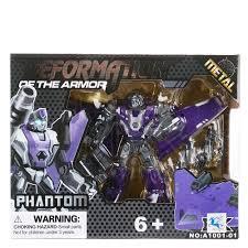 A1001-01 <b>Робот</b>-<b>трансформер</b> Phantom
