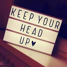 Never Give Up Quotes Inspirational Keep Your Head Up Images Interesting Never Give Up Quote Pic