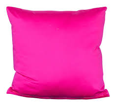 hot pink pillow – society social