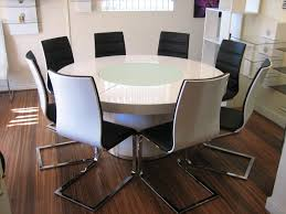 decoration 180 best tables with built in lazy susans images on lazy throughout round