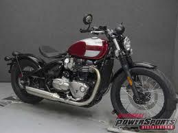 triumph bobber for sale triumph motorcycles cycletrader com