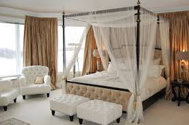 4 Poster Beds With Wood And Wrought Iron  Google Search  Beds I Canopy Iron Bed