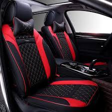 presyo ng sports car seat cover universal liner 6d high leather car modeling for bmw audi toyota honda crv ford nissan suv sa pilipinas