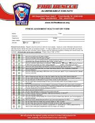 Fitness Assessment Form Gorgeous L48 Form Medical Assessment Of Fitness To Driveindd Department Of