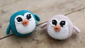 Penguin Crochet Pattern Unique Decorating Design