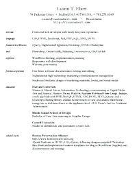 Perl Programmer Resume Perl Programmer Resume Sample Resume Letter