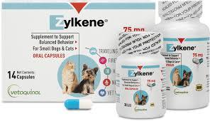 Zylkene Dose Chart Product Info Zylkene