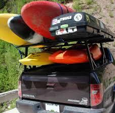Kayak Rack (Honda Truck) Available - KAYAKSTER