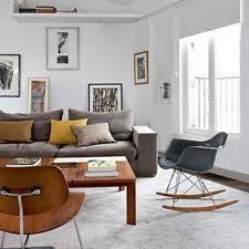 modern vintage living room ideas - Google Search