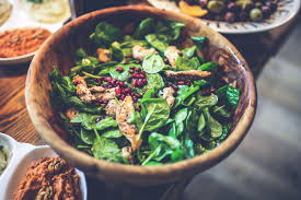 Image result for spinach salad