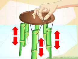 image titled make a bamboo wind chime step 9